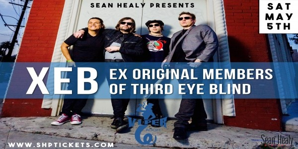 XEB (original members of Third Eye Blind)