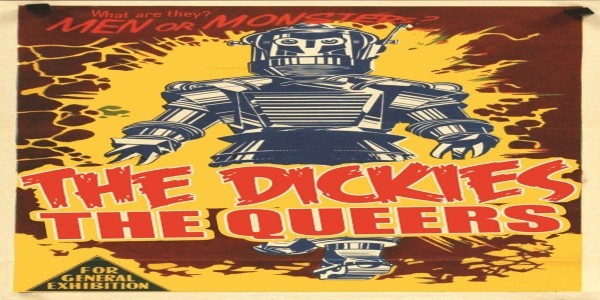 THE DICKIES, THE QUEERS, The Cocks