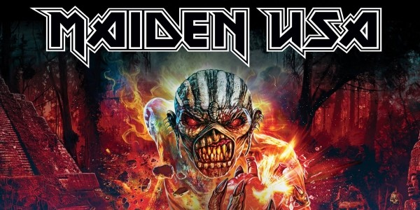 METAL TRIBUTE NIGHT: Maiden USA, Motorbreath