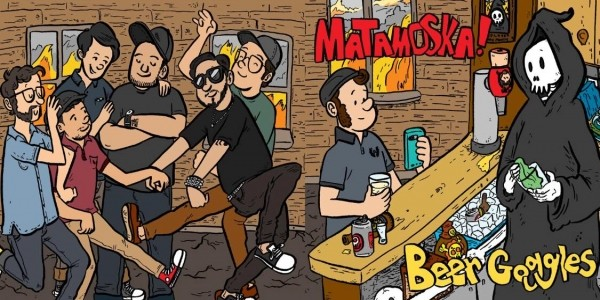 SKA NIGHT: Matamoska!, La Infinita, The Steadians