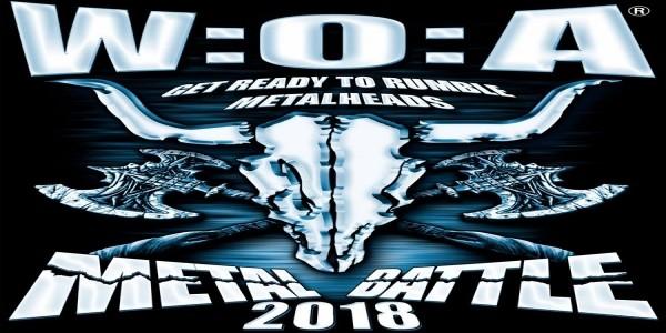 Wacken Metal Battle USA 2018: California Regional Final