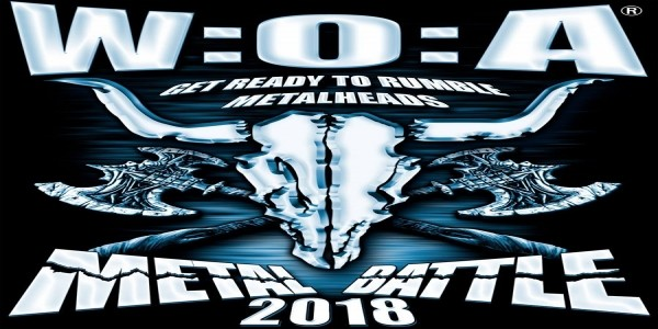Wacken Metal Battle USA 2018: NATIONAL FINAL